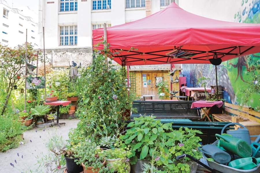 Le Jardin nomade (11e)