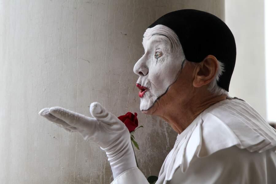 Clown lunaire
