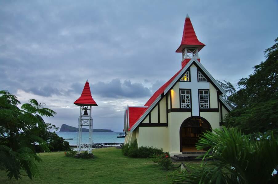 L'église Notre-Dame Auxiliatrice (île Maurice)