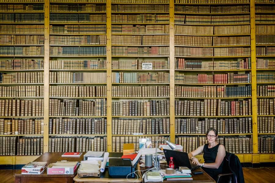 La bibliothèque patrimoniale d'Avranches
