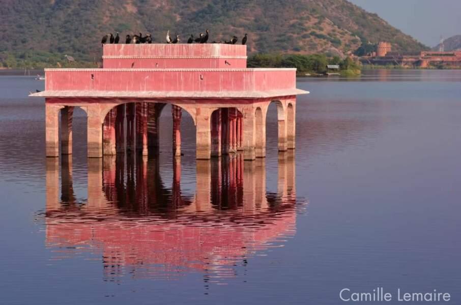 Photo prise en Inde par le GEOnaute : camillelemaire