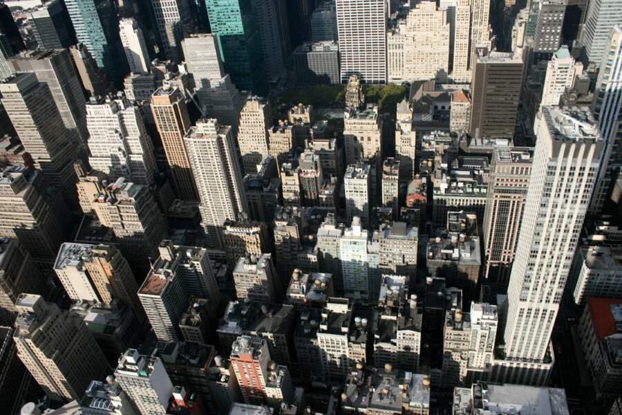 Photo prise à New York (Etats-Unis), par plumo