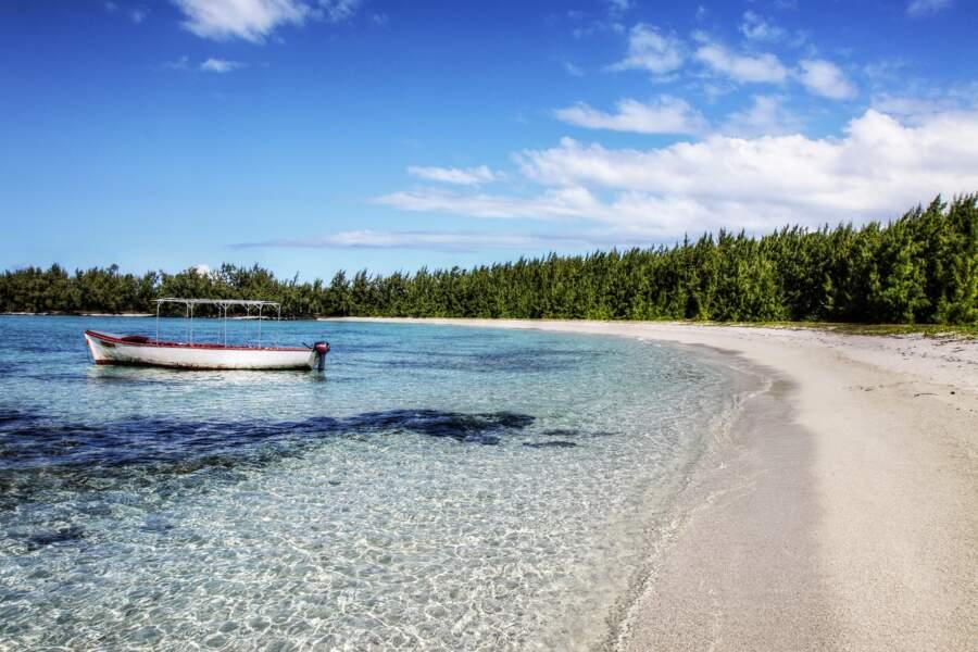 L'île aux Cerfs (île Maurice)