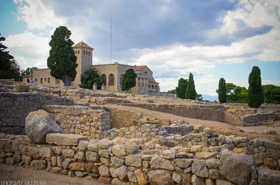 Espagne - Balade dans les ruines d'Empúries