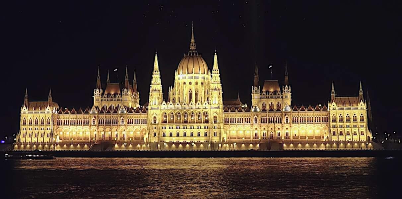 Hongrie - Budapest, côté Buda
