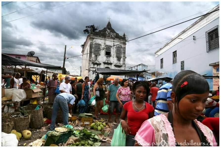 Photo prise au Brésil par le GEOnaute : pascal0506