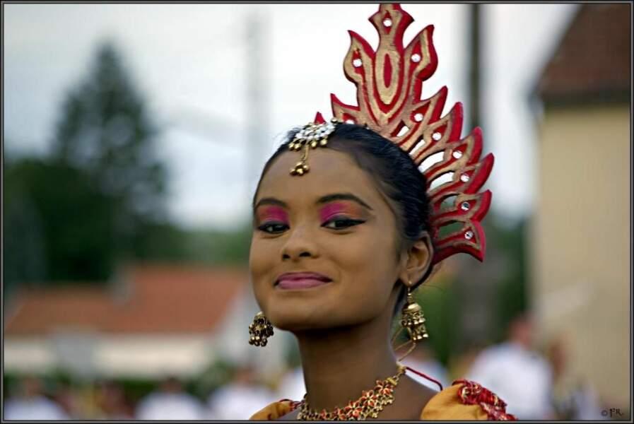Photo prise au Sri Lanka par le GEOnaute : dektol