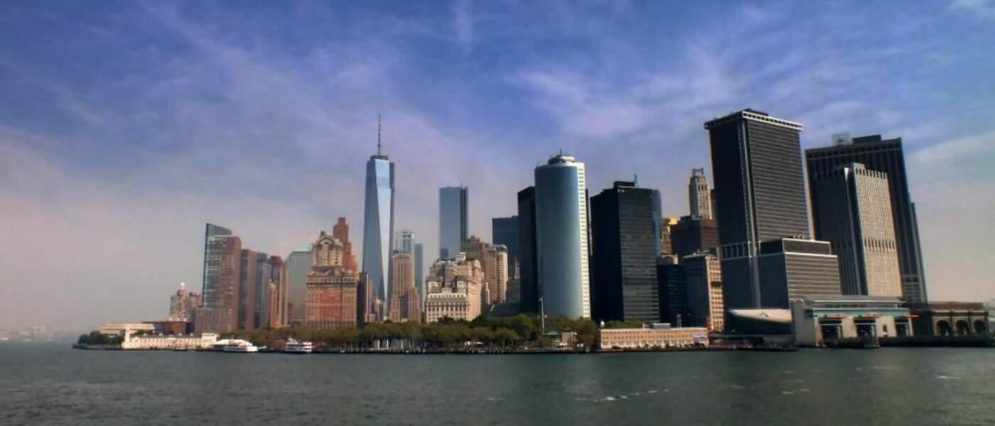 Photo prise à New York (Etats-Unis) par le GEOnaute : JP
