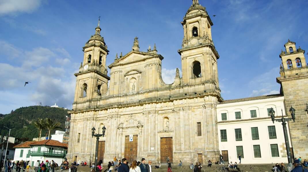 Centre historique de Bogota