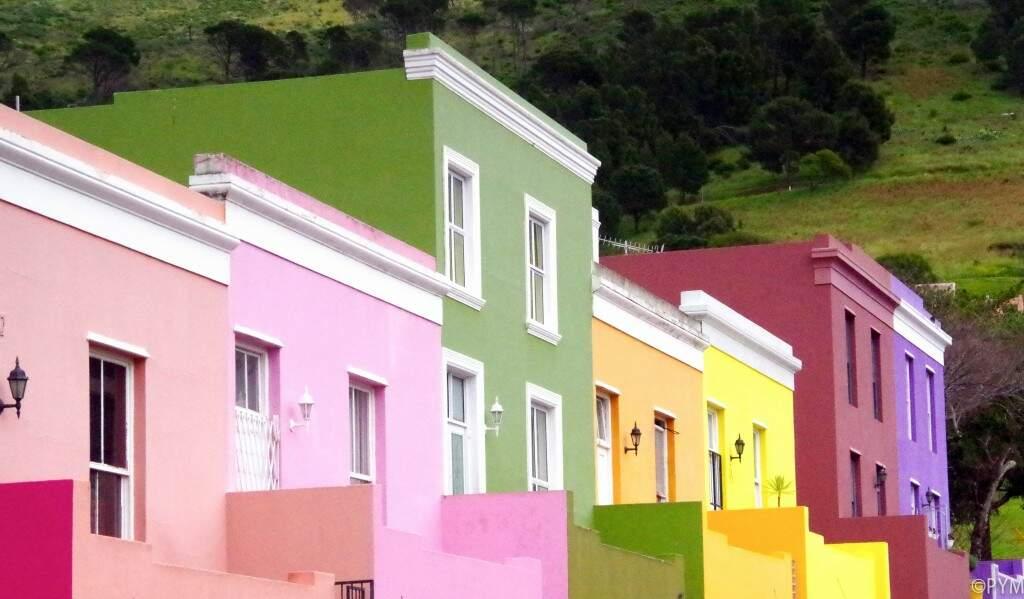 La Cap : Bo-Kaap et waterfront, que de couleurs !