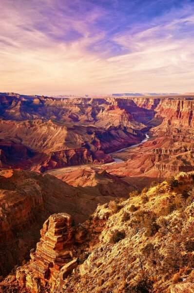 Grand Canyon, dans le nord-ouest de l'Arizona
