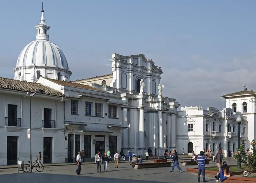 Ville coloniale de Popayan