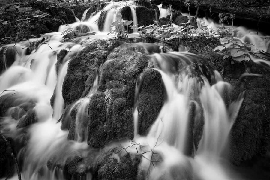 Photo prise au parc national des lacs de Plitvice (Croatie) par le GEOnaute : donpilou