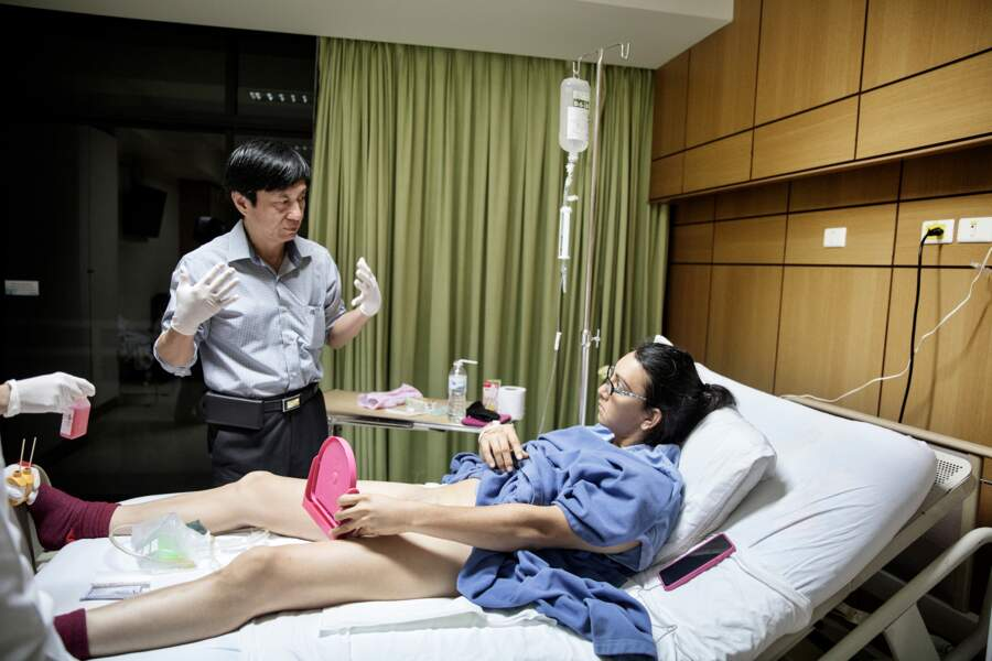 """Thaïlande : opération réussie - Catégorie """"sujets contemporains"""" (images uniques)"""