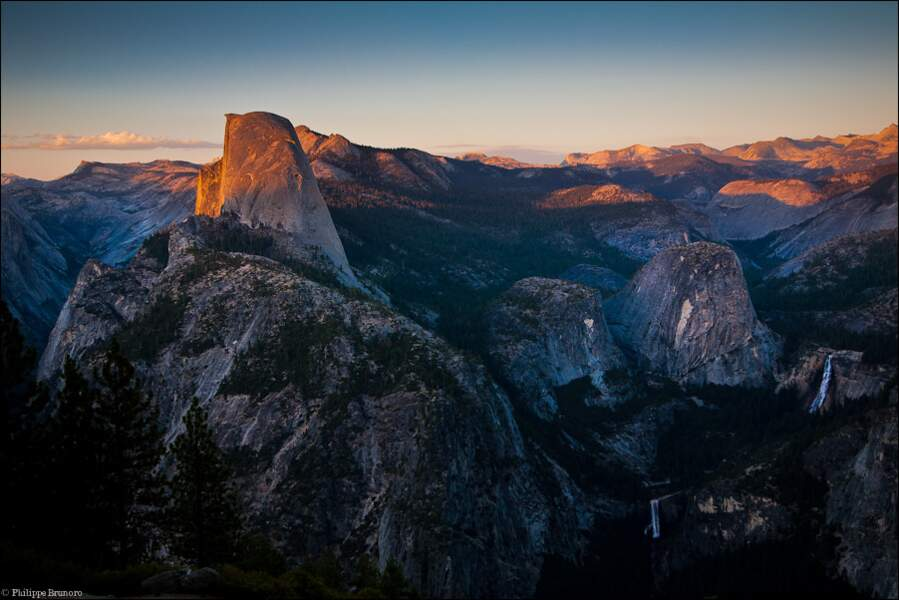 Le parc national de Yosemite, par Philippe Brunorot