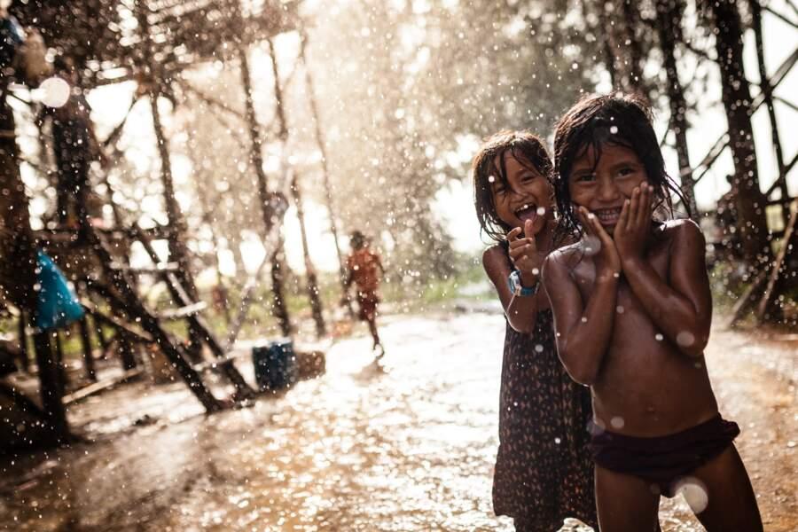 1er Prix du Jury : une photo de Régis Binard prise au Cambodge
