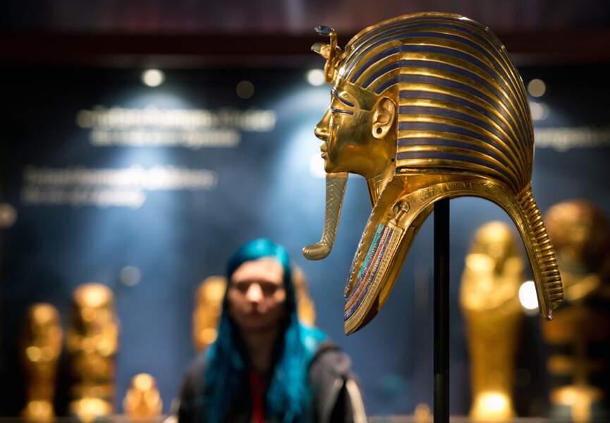 Toutankhamon, un pharaon qui continue de fasciner
