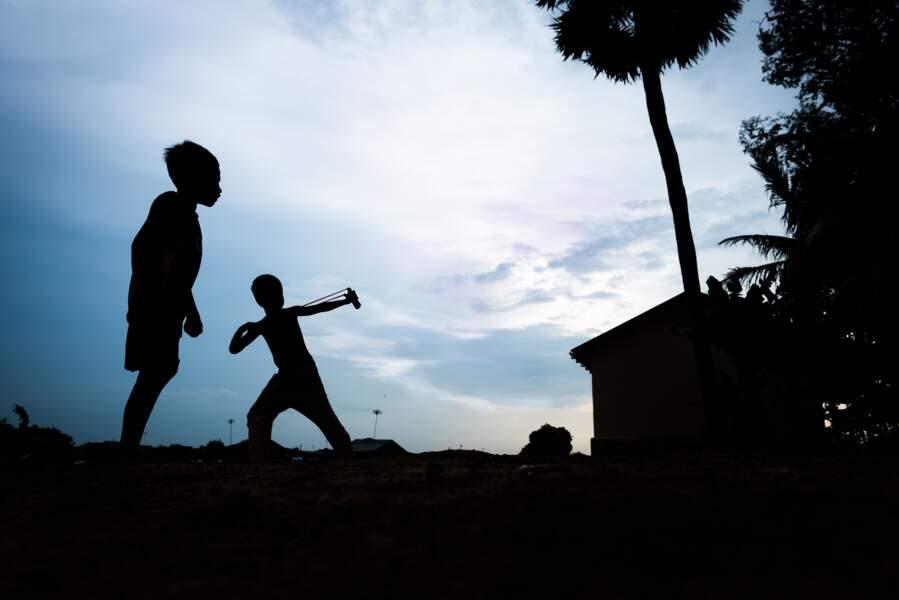 3ème prix du jury ex-aequo : une photo d' au Cambodge