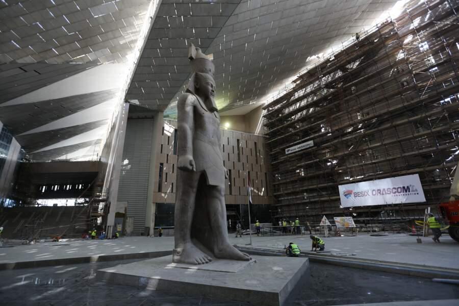 L'exposition phare du futur Grand musée égyptien