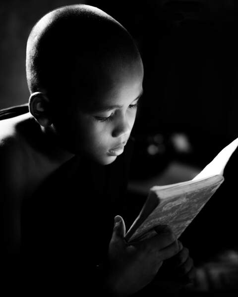 3ème prix du jury ex-aequo : une photo de Kévin Sauzeat en Birmanie