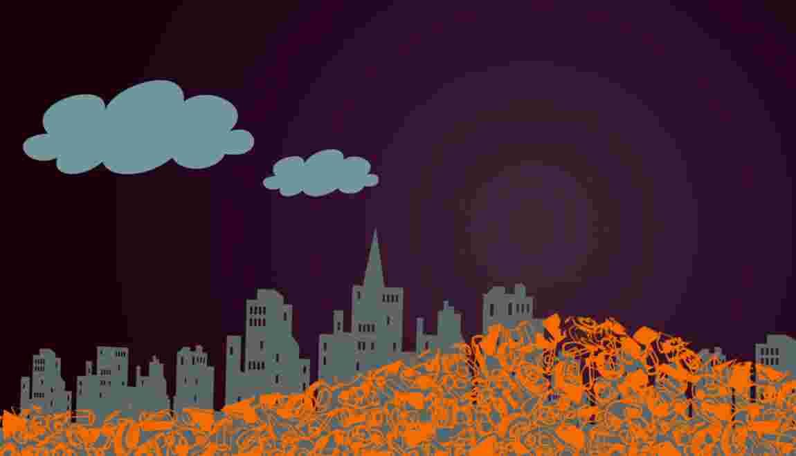 VIDÉO : Planète poubelle