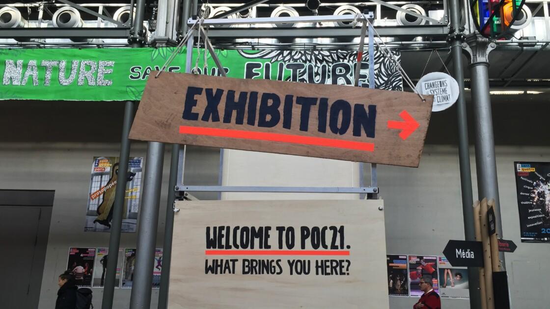 Les astucieux inventeurs de POC21 s'exposent à Paris