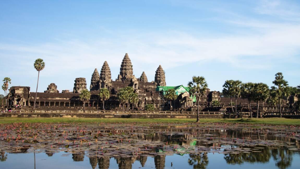 Cambodge : Angkor Vat, le temple le mieux préservé d'Angkor