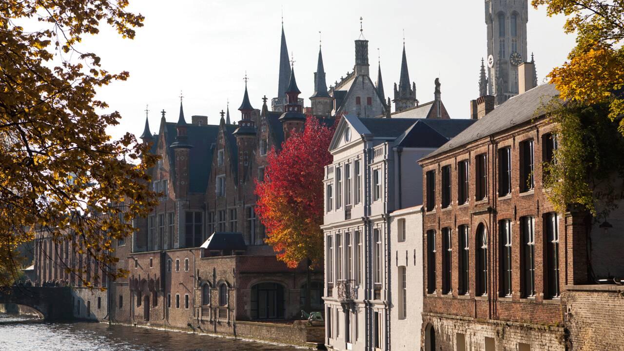 Bruges, une ville de conte de fées