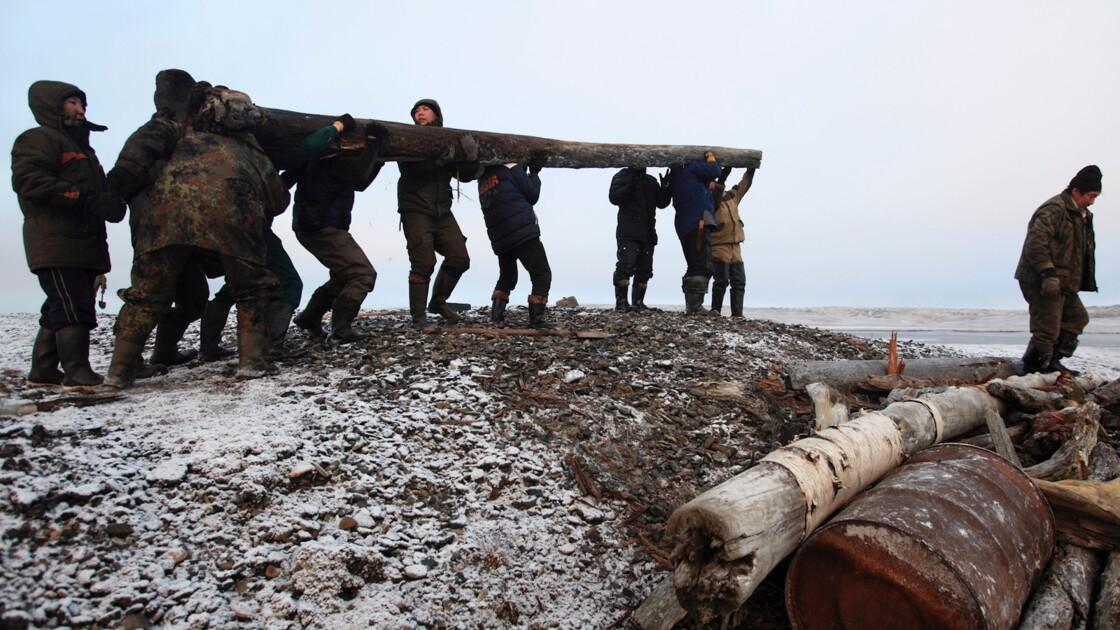 VIDÉO - Avec les chasseurs de mammouths en Sibérie