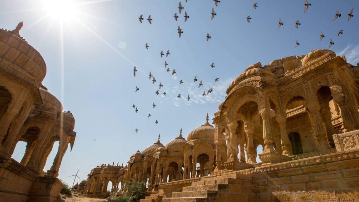 Jaisalmer, un mirage dans le désert du Rajasthan