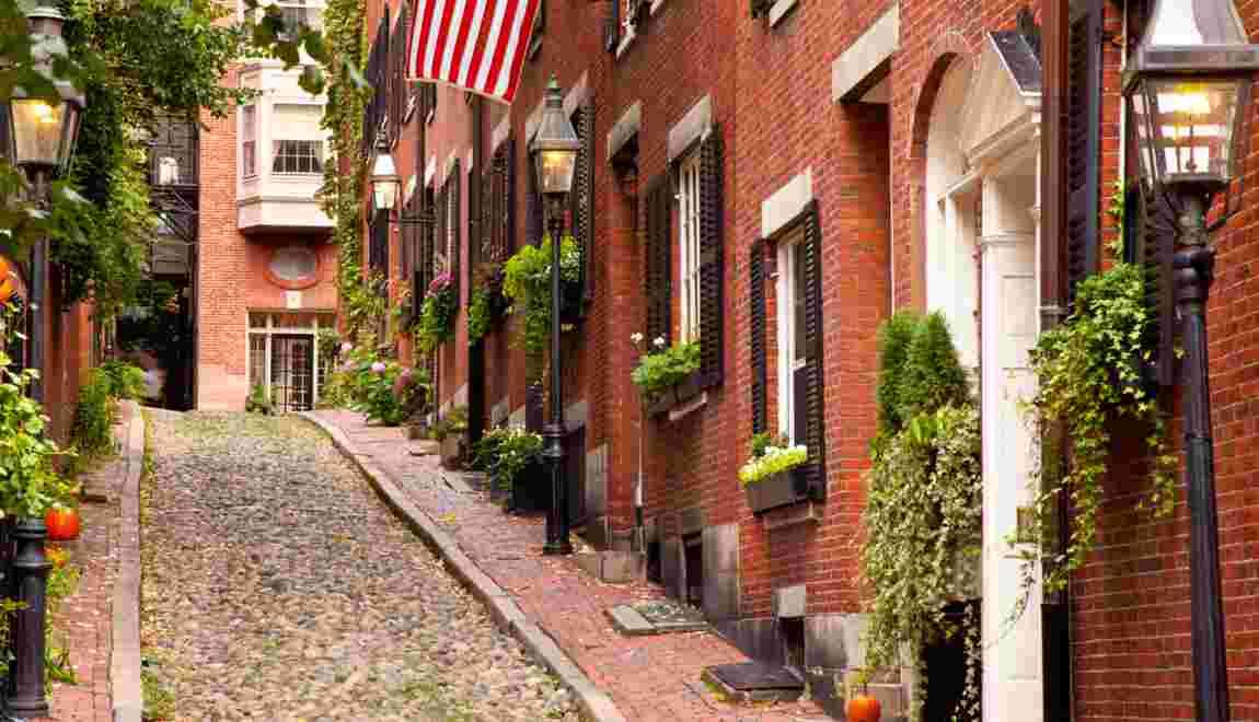 États-Unis : Boston, prospérité, sobriété, vitalité