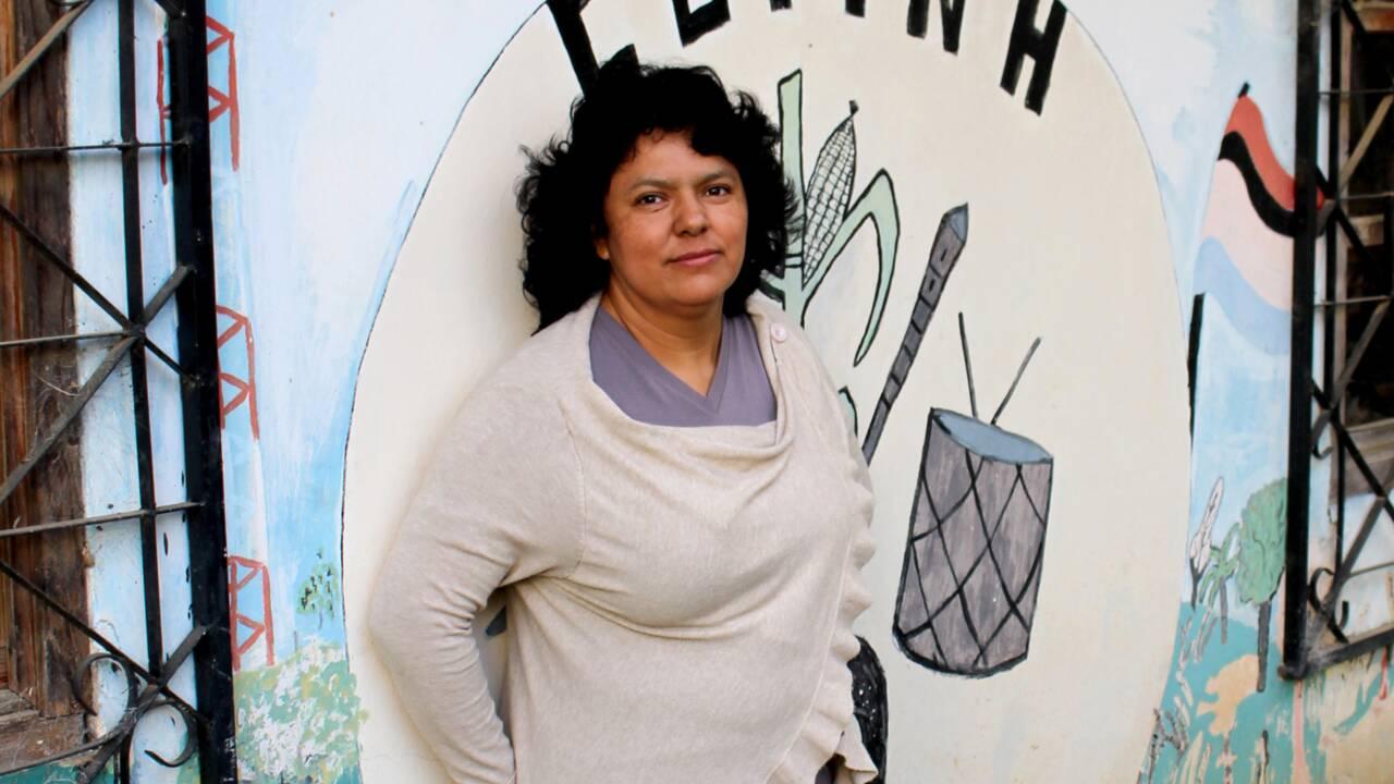 Honduras : Assassinat de Berta Cáceres, prix Goldman pour l'environnement