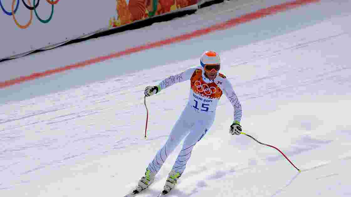 Russie : Sotchi, la plus longue descente des J.O.