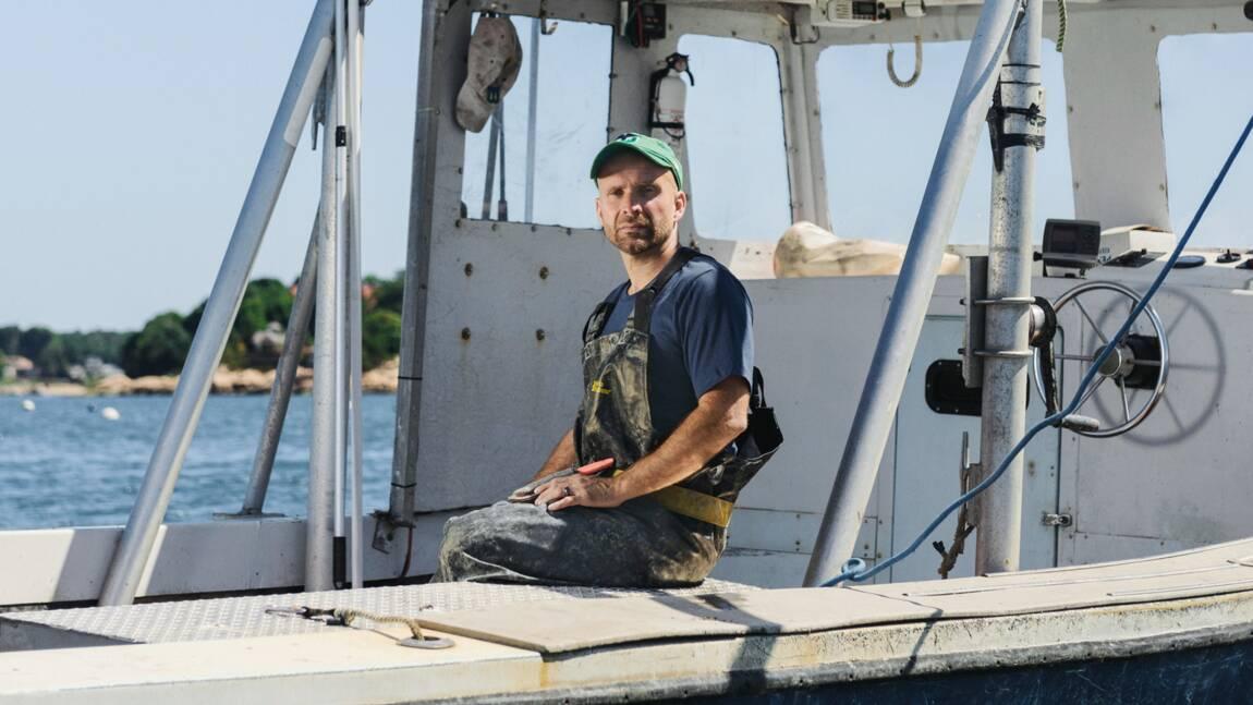 VIDÉO : Bren Smith, inventeur d'une ferme marine non polluante