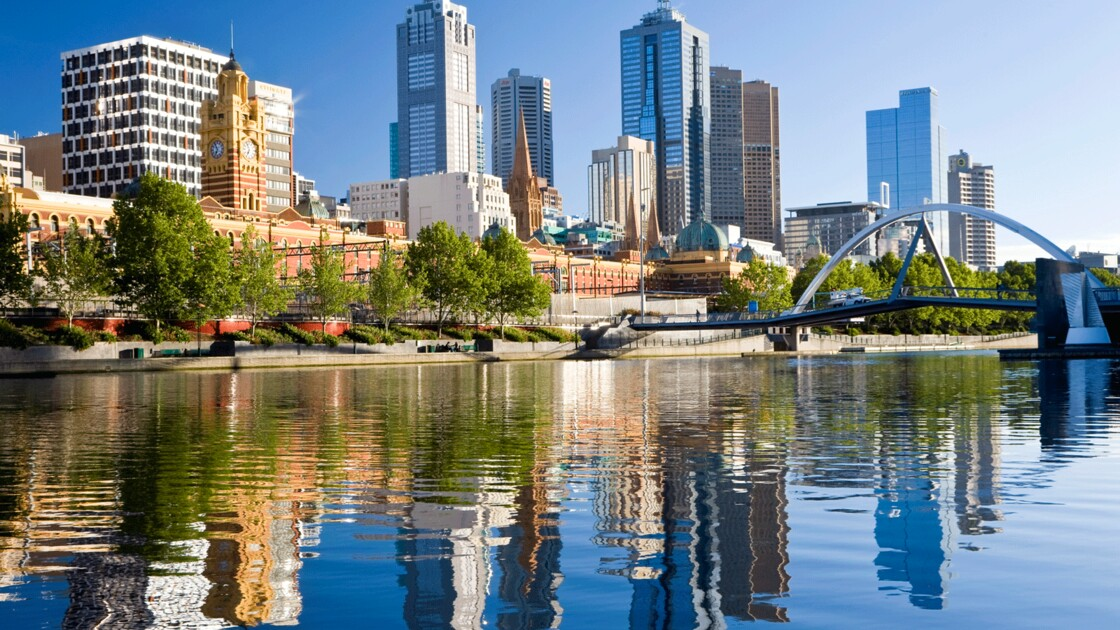 Australie : Melbourne nouvelle version