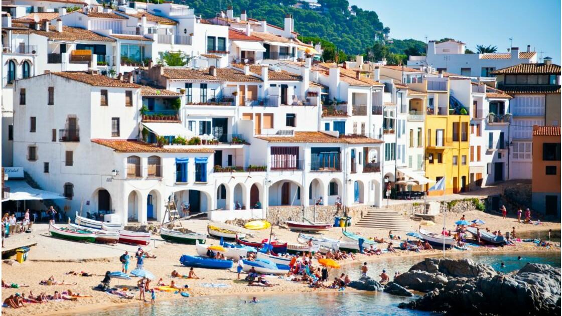 Espagne évasion Ensoleillée Sur La Costa Brava Geo Fr