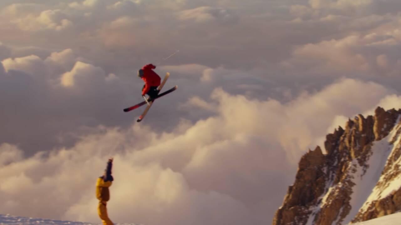 VIDÉO - Le mont Blanc raconté par deux sportifs prodiges