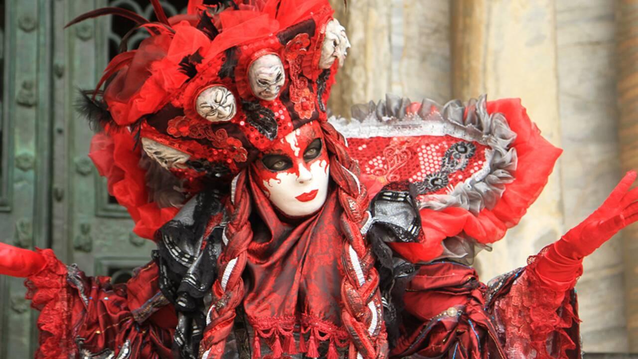 PHOTOS : Splendeurs du carnaval de Venise 2016