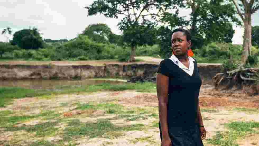 VIDÉO : Caroline Dama a contribué à faire planter 100 000 arbres au Kenya