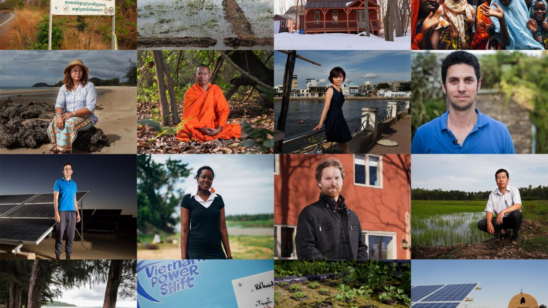 VIDÉO : Ces héros qui changent le monde