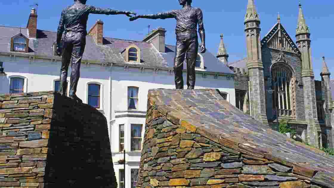 Irlande : le long chemin vers la réunification de l'île