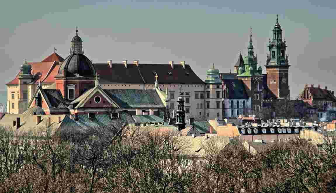 Cracovie : le réveil de la Belle au bois dormant