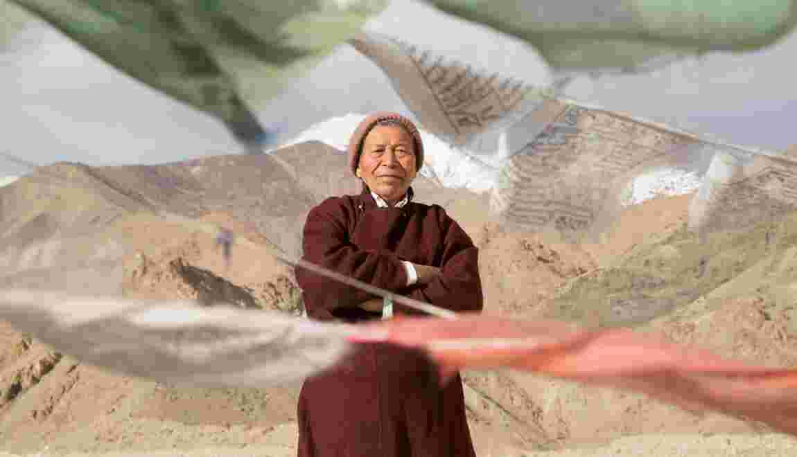 VIDÉO : Chewang Norphel, inventeur de glaciers artificiels pour le Ladakh