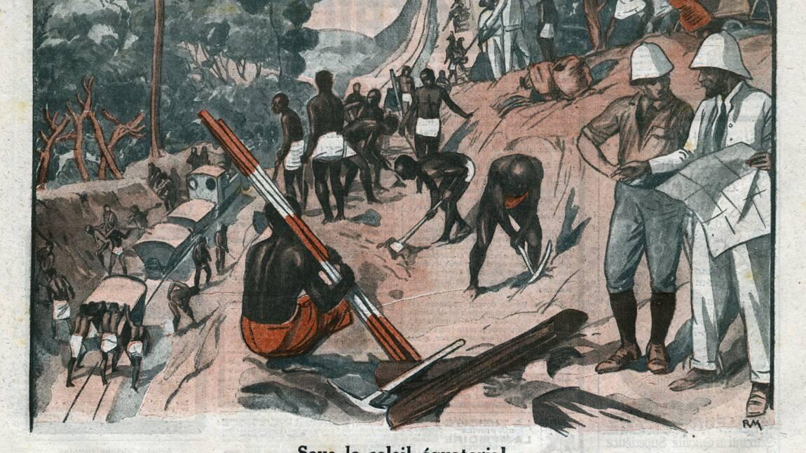 La ligne Congo-Océan : une traverse, un mort