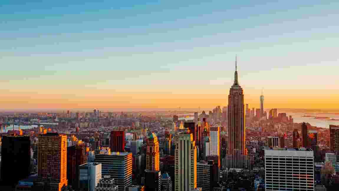New York en panoramique