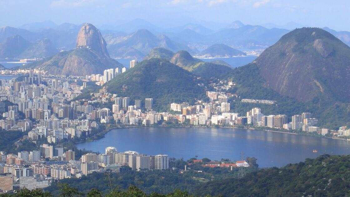 Brésil : Rio de Janeiro, une forêt tropicale au cœur de la ville
