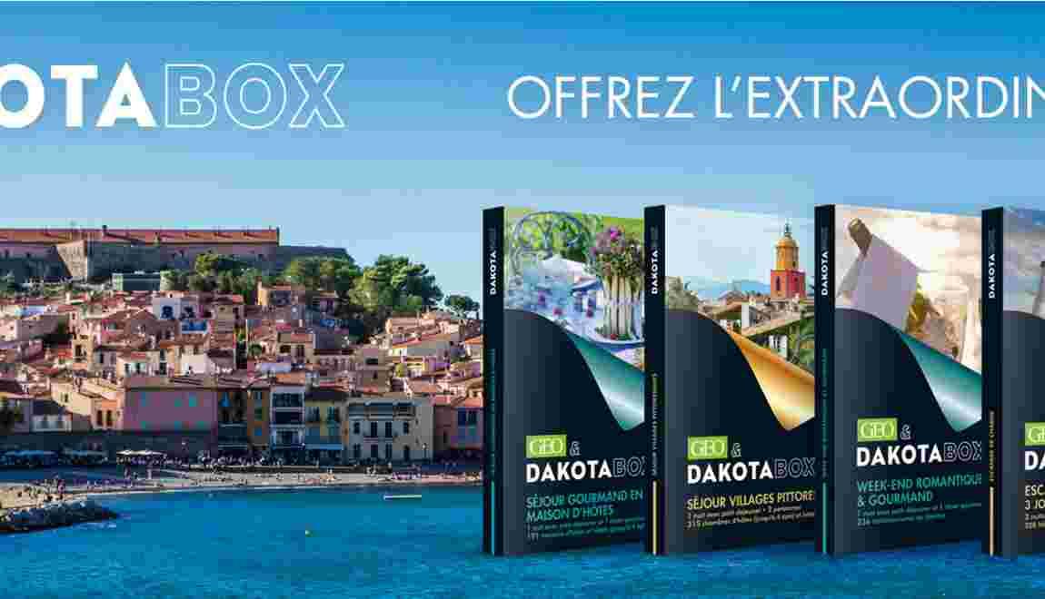 Coffrets cadeaux Dakotabox