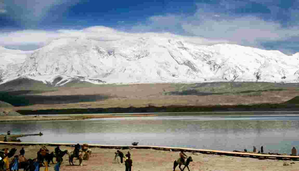 De la Chine à l'Iran, cinq étapes sur la route de la soie