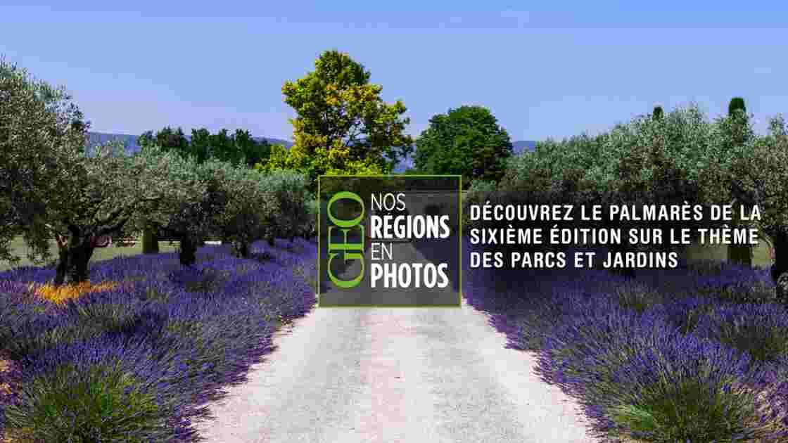 """Concours """"Nos régions en photos"""" : les gagnants de l'édition n°6 """"Parc et jardins"""""""