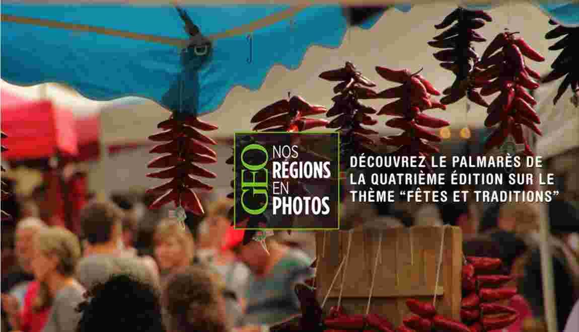 """Concours """"Nos régions en photos"""" : les gagnants de l'édition n°4 """"Fêtes et traditions"""""""